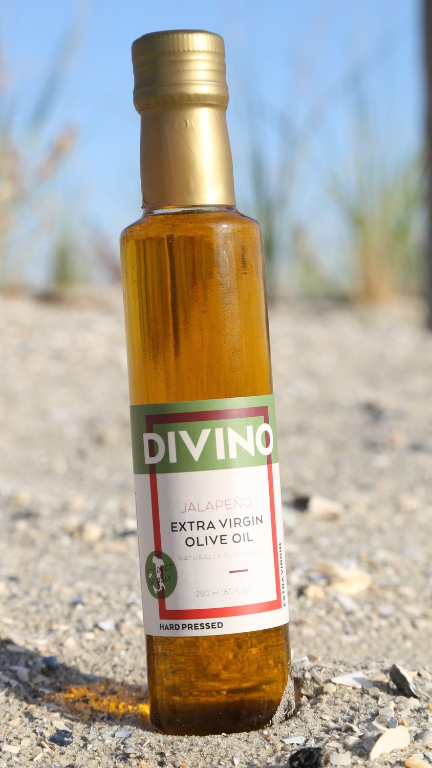 Jalapeno Infused Extra Virgin Olive Oil