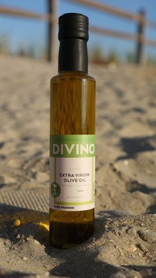 Basil Infused Extra Virgin Olive Oil