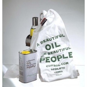 Beautiful Oil For Beautiful People - Origin Spoleto,  Italy