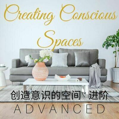 Creating Conscious Spaces ADVANCED 创造意识的空间™ 进阶