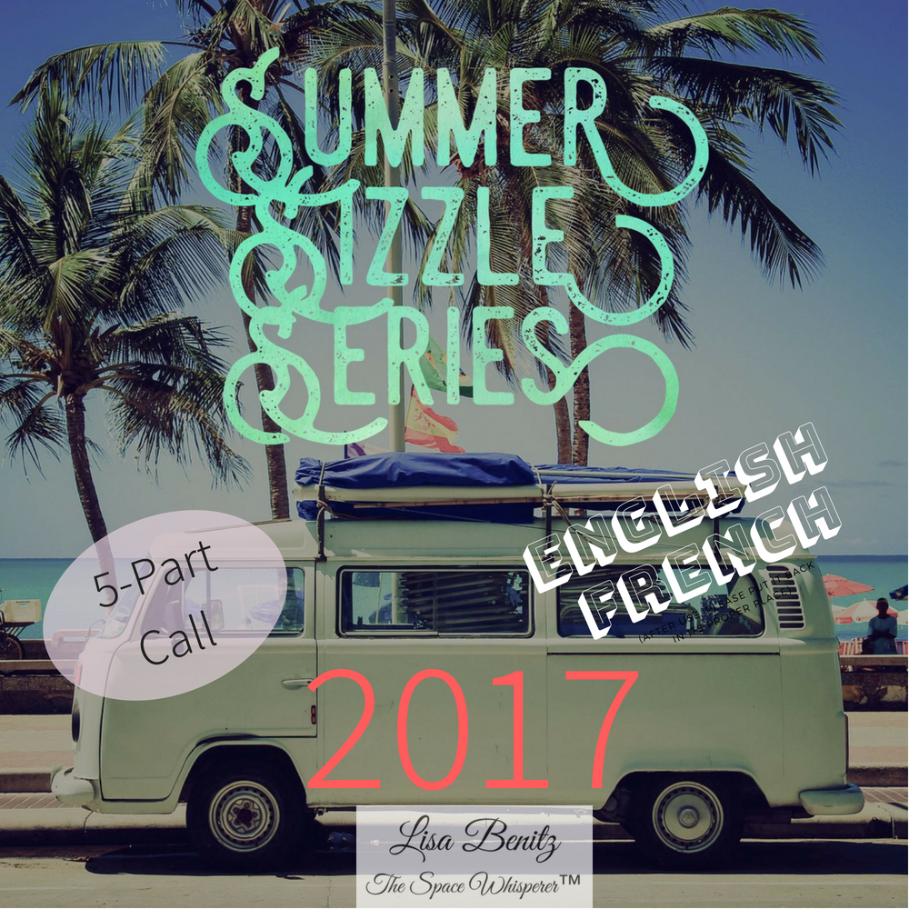 Summer Sizzle Series 2017 - English & Français - All 5 Calls