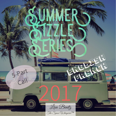 Summer Sizzle Series 2017 - English & Français - All 5 Calls