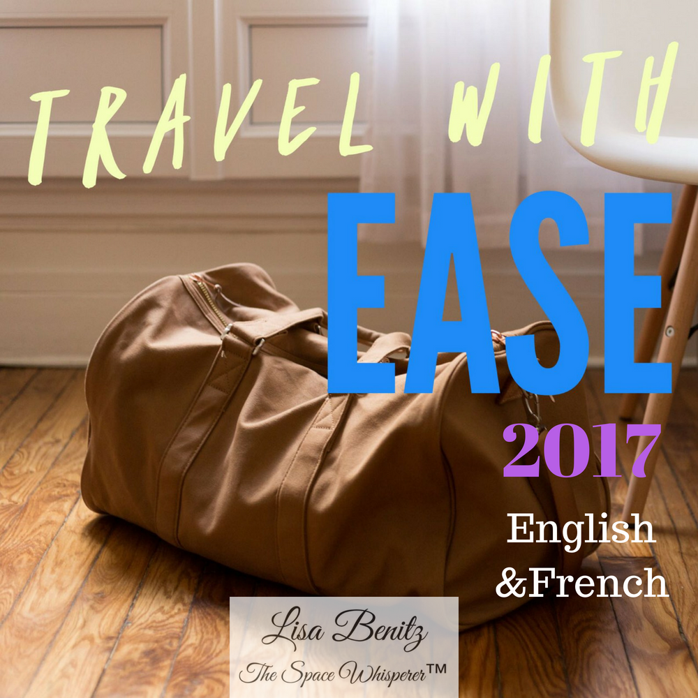 SSS 2017 ~ Voyager avec aisance / Traveling with Ease ~ English & Français