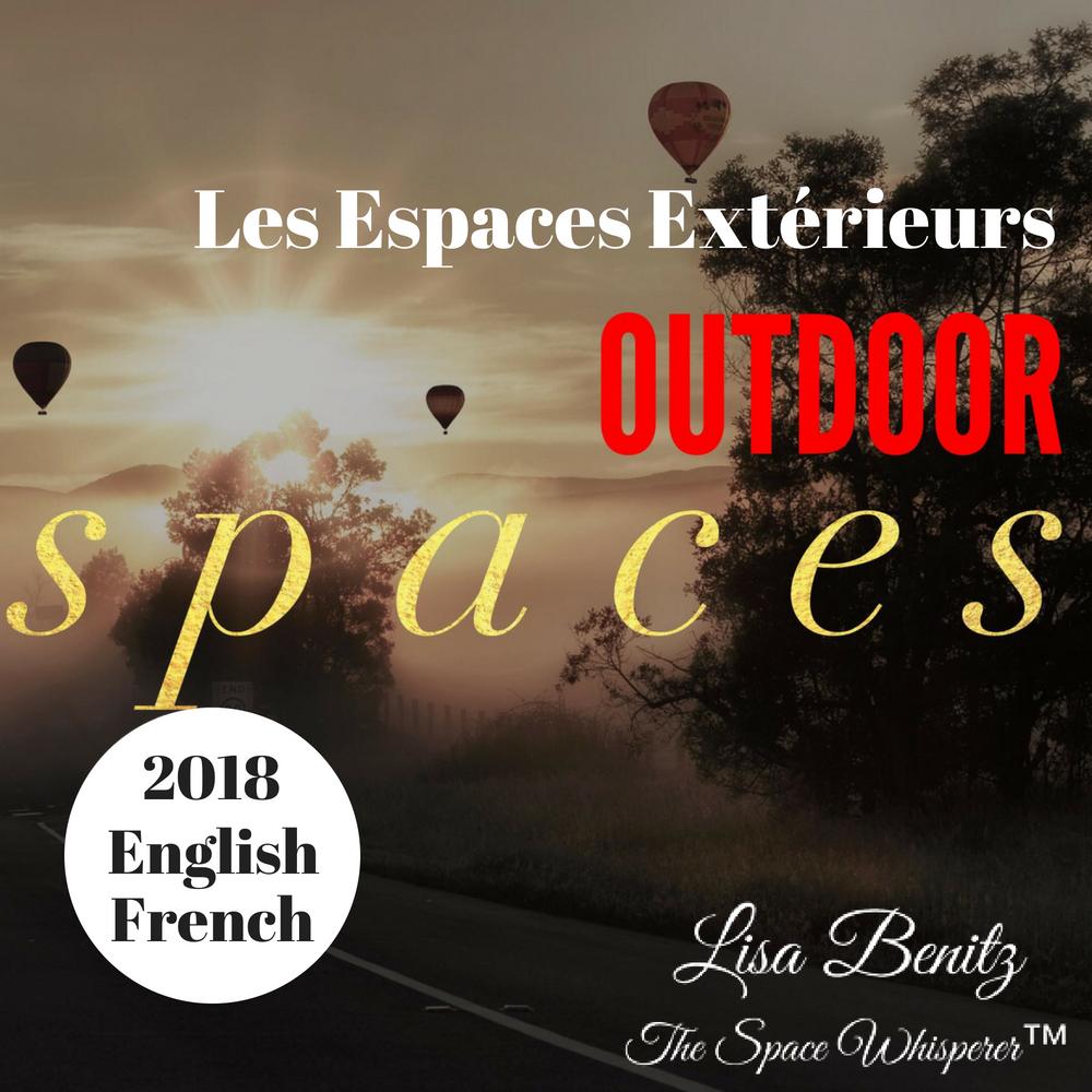 SSS 2018 ~ Les espaces extérieurs / Outdoor Spaces ~ English & Français
