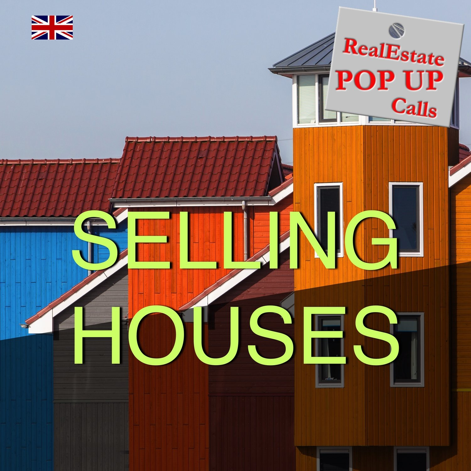 RealEstate POP UP Call - SELLING HOUSES - English