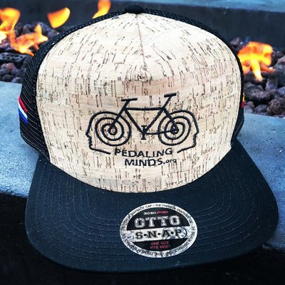Cork Trucker Hat