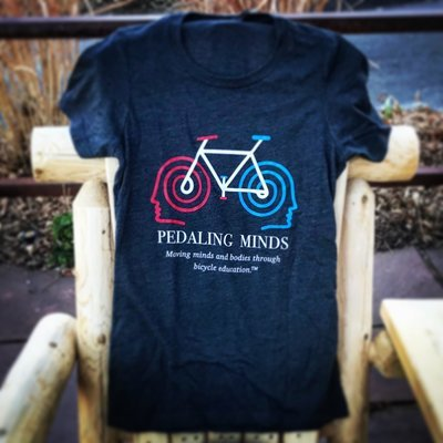 Pedaling Minds T-Shirt