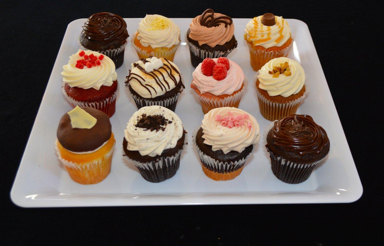 12 pack Variety Cupcakes