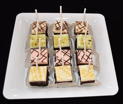 12 pack Variety Brownie Cubes
