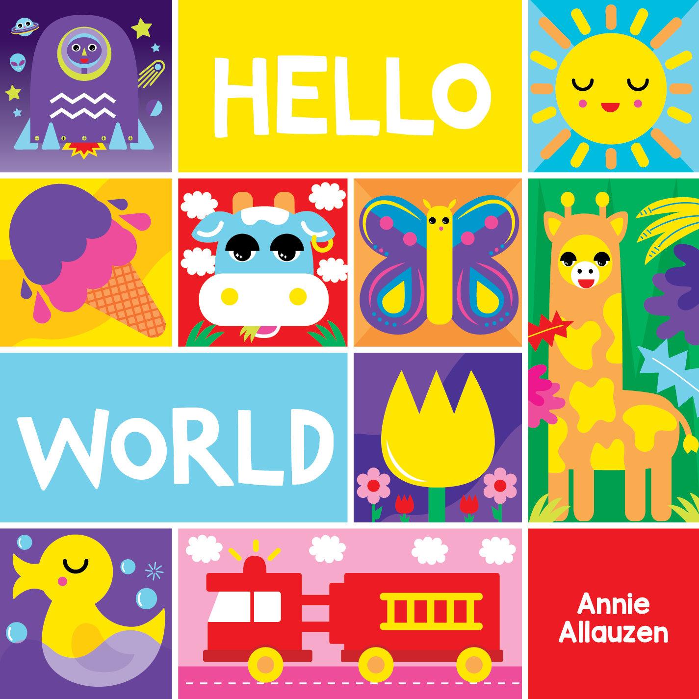 Hello World- CD