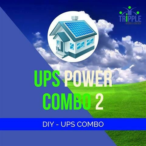 UPS Power Combo 2