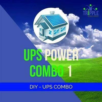 UPS Power Combo 1