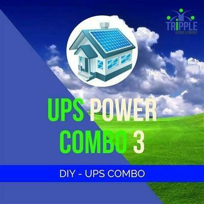 UPS Power Combo 3