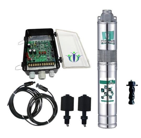 Pumpman Ceva 80 Solar Pump Kit