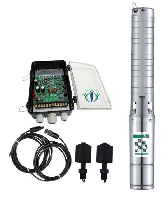 Pumpman Fortis 130 Solar Pump Kit