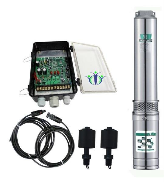 Pumpman Bovem 140 Solar Pump Kit