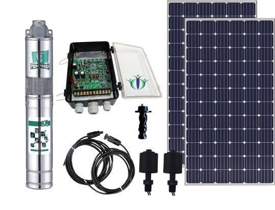 Pumpman Ceva 55 Solar Pump Combo1