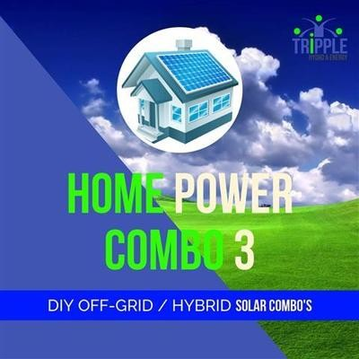 HOME POWER COMBO 3 (Excl Vat)