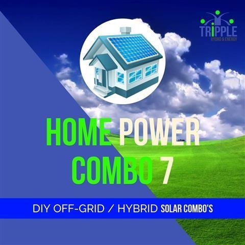 HOME POWER COMBO 7 (Excl Vat)
