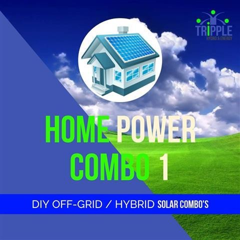 HOME POWER COMBO 1 (Excl Vat)