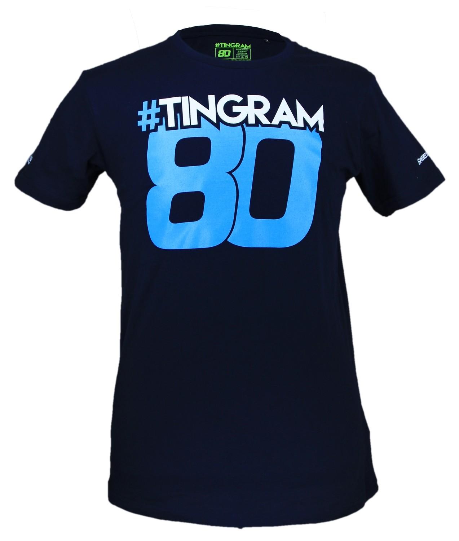 #Tingram Blue Tshirt