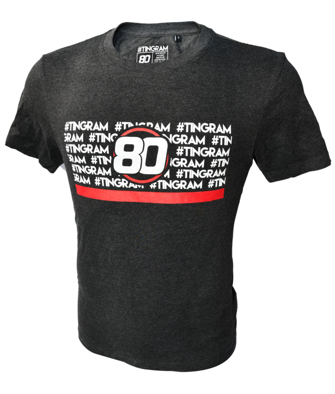 Block Black T-shirt