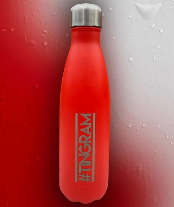 Tingram x Chilly's Bottle