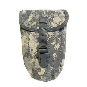 US Military Entrenching Carrier Pouch Molle ACU / Backpack Accessory Pouch