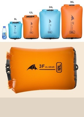 3FUL Silicone Dry Bags