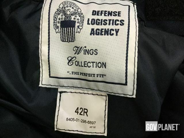 US Air Force USAF LightWeight Bomber Service Jacket w/Liner - Like New