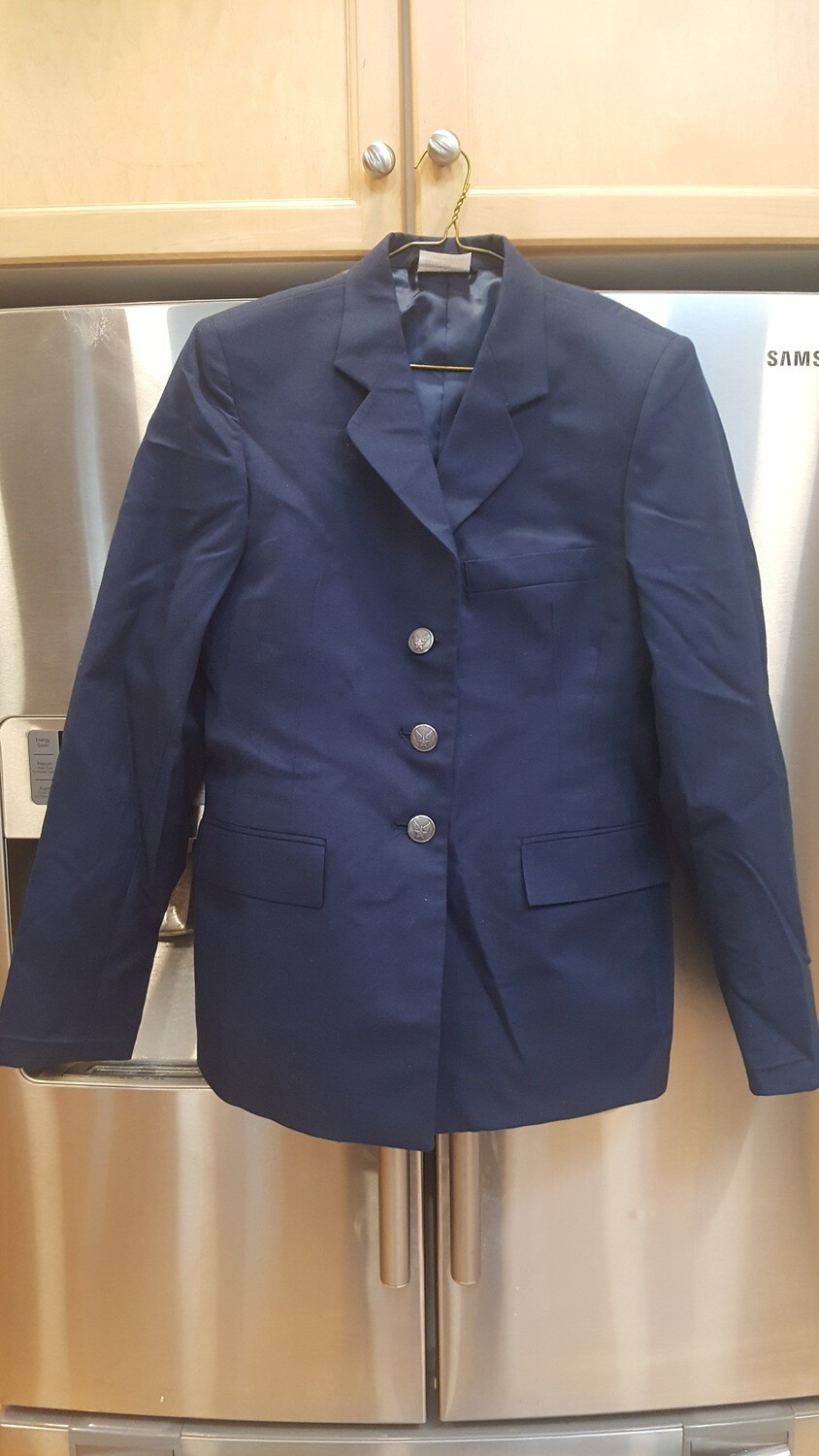 US Air Force Women's Dress Coat