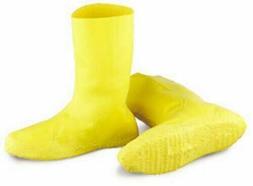 Hazmat Waterproof Boot Covers for oil spills, hazardous waste, water crossings - XXL