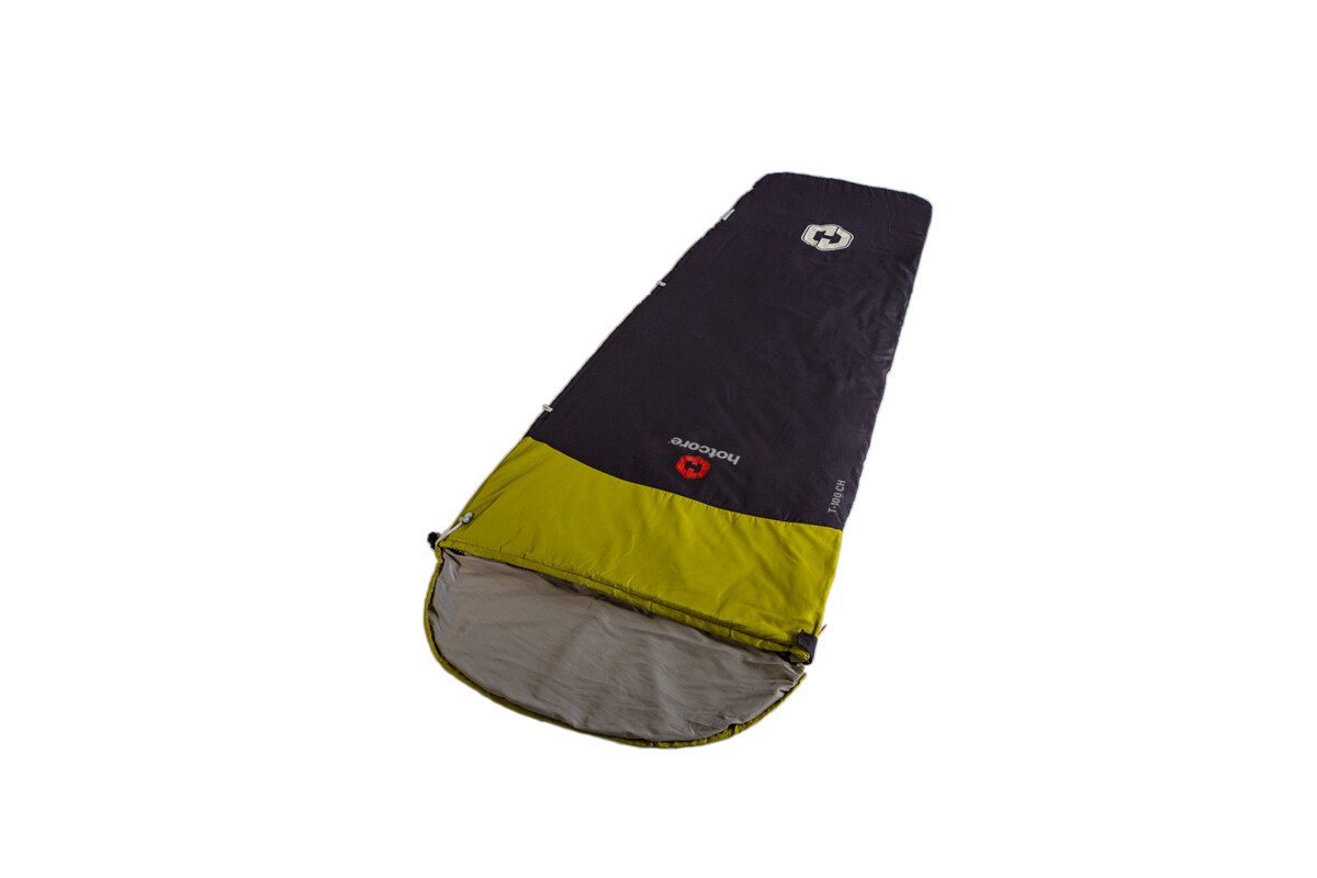 Hotcore T-100 Tapered Sleeping Bag 0C