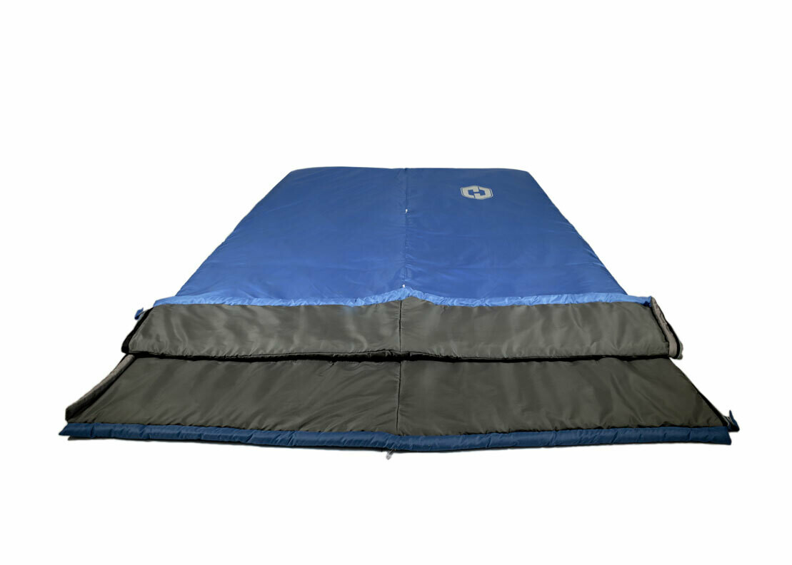 Blueberry Hill Three Season Double Wide Sleeping Bag -7 C