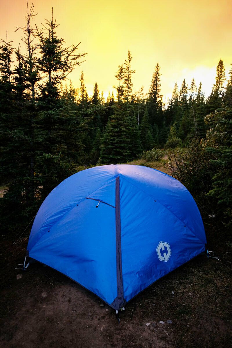 Hotcore Mantis 3 Person Backpacking Tent