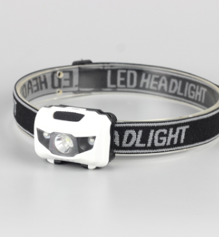 100 Lumen LED headlamp