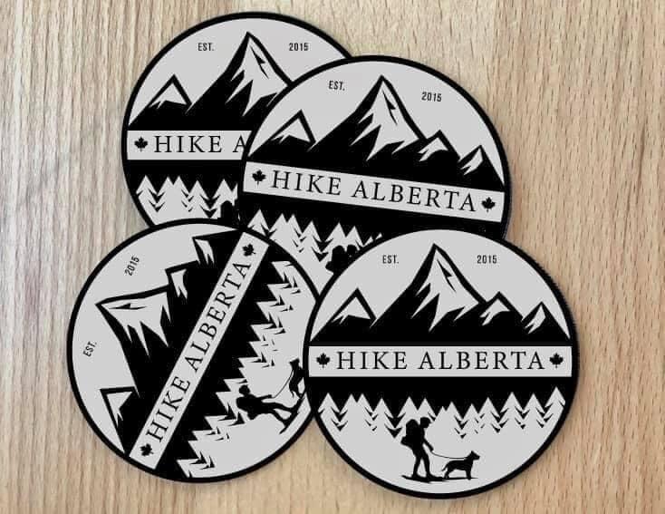 Hike Alberta Patch