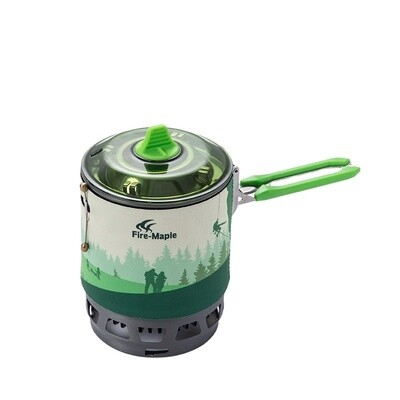 Fire Maple - Star-X3 .8 L Compact & Portable Cook System