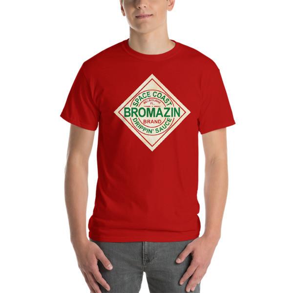 BROMAZIN BROBASCO Short-Sleeve T-Shirt 5xl Only