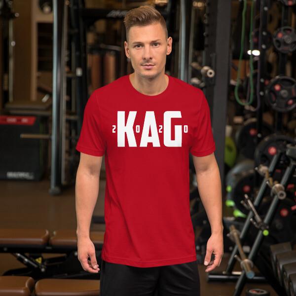 KAG 2020 Short-Sleeve Unisex T-Shirt