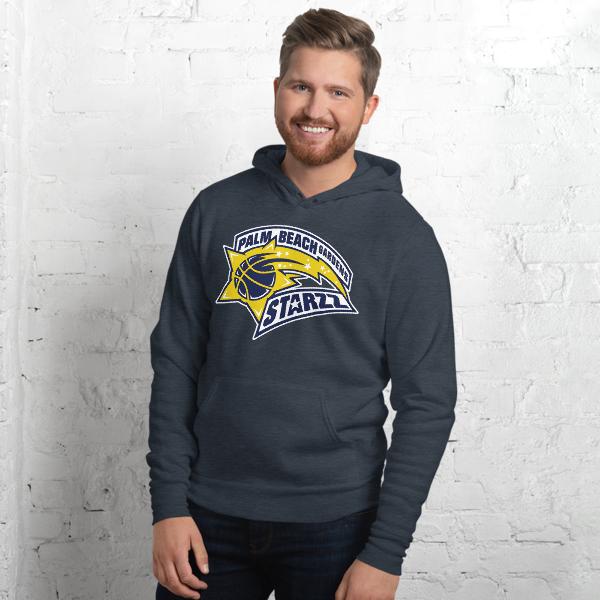 PALM BEACH GARDENS STARZZ Unisex hoodie
