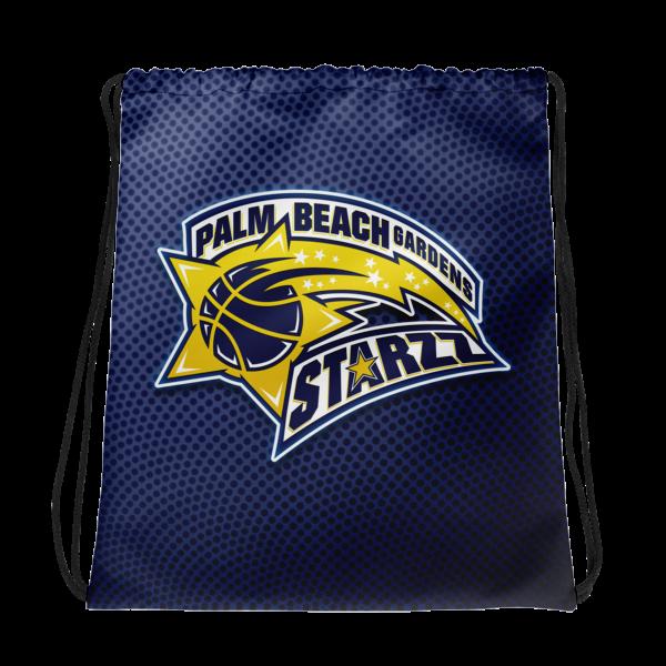 PALM BEACH GARDENS STARZZ Drawstring bag