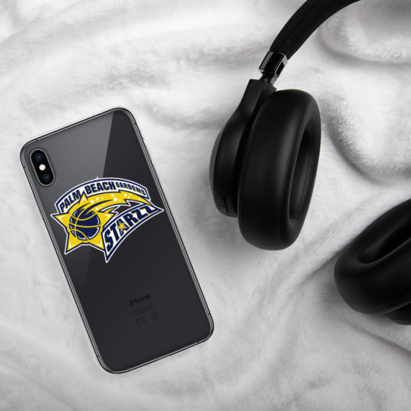 PALM BEACH GARDENS STARZZ iPhone Case