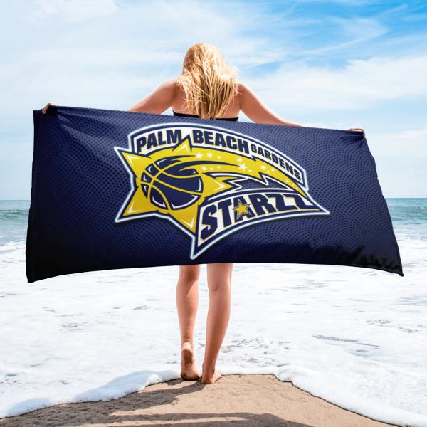 PALM BEACH GARDENS STARZZ Towel