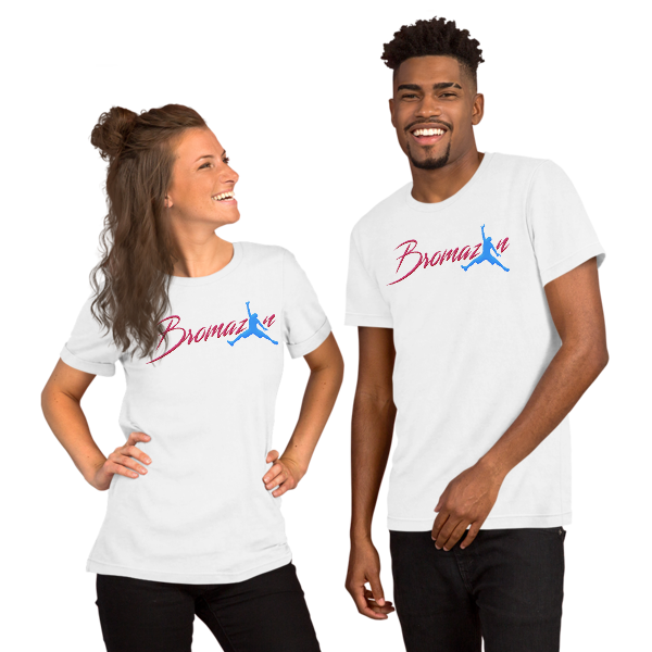 JUMPBRO MIAMI - BROMAZIN Short-Sleeve Unisex T-Shirt