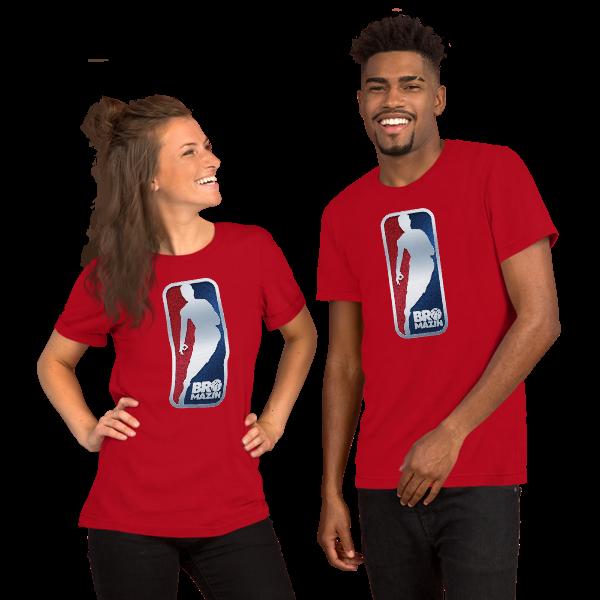N-BRO-A - NATIONAL BROMAZIN ASSOCIATION - BROMAZIN - Short-Sleeve Unisex T-Shirt