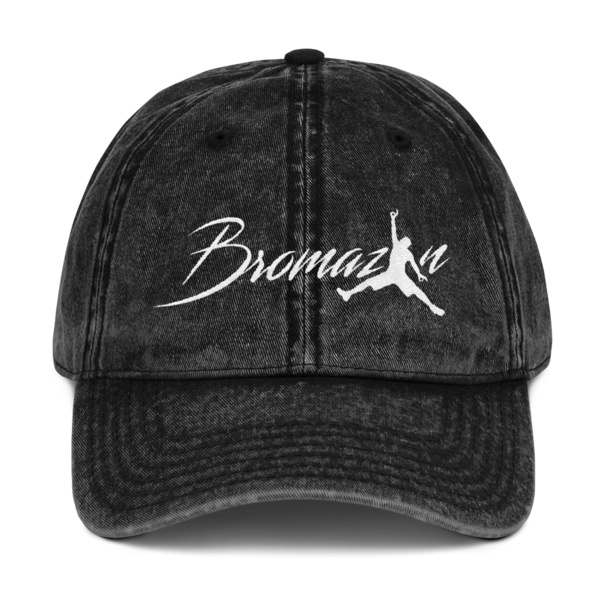 BROMAZIN Vintage Cotton Twill Cap