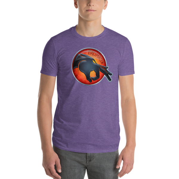 LION-BRO - THUNDERBROS - BROMAZIN Short-Sleeve T-Shirt