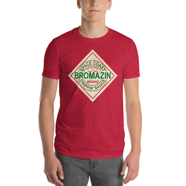 BROBASCO - BROMAZIN Short-Sleeve T-Shirt