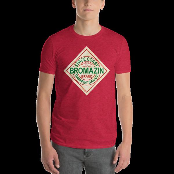 BROBASCO - BROMAZIN Short-Sleeve T-Shirt